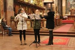 Adventi hangverseny a Bazilikában